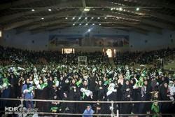 پنج میلیون نفر در همایش شیرخوارگان حسینی شرکت کردند