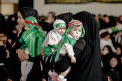 ایران کے مختلف صوبوں میں حسینی شیر خوار بچوں کی تقریب (2)