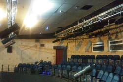 صندلی ها و سیستم نور تماشاخانه سنگلج تعویض و تجهیز شد