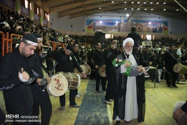 همایش شیرخوارگان حسینی در کرمانشاه