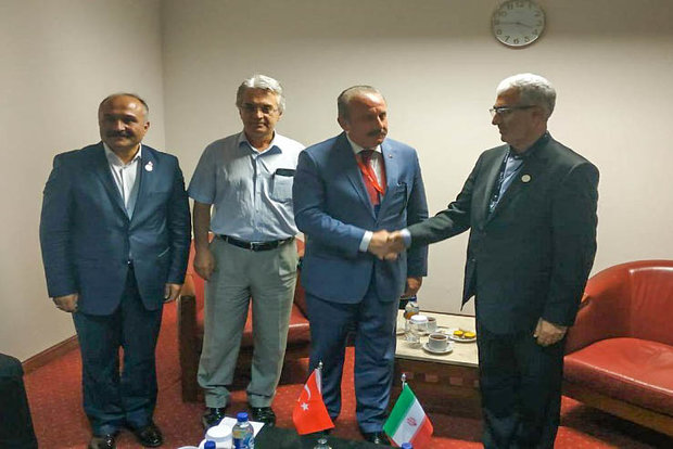 Tehran-Ankara coop. helps improving region's security