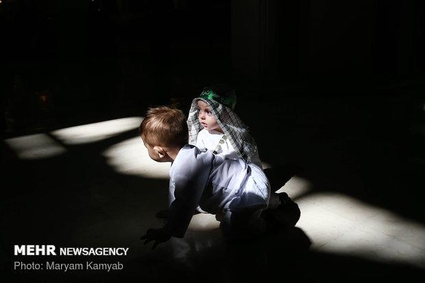 همایش شیرخوارگان حسینی در تهران