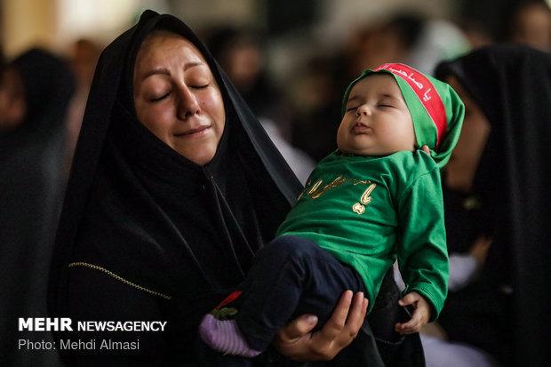 همایش شیرخوارگان حسینی در زنجان