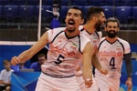 Iran star 'Ghaemi' misses FIVB Volleyball Men's World Cup due to ankle injury