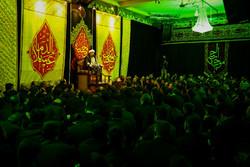 انجمن موج الحسین میں عزاداری کا سلسلہ جاری
