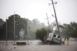 امریکہ میں سمندری طوفان سے تباہی، 6 افراد ہلاک