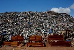 زباله «طلا» نشد/ کوههای کثیف قد می کشند
