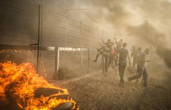 شمار مجروحان فلسطینی در تظاهرات بازگشت به ۱۵ نفر رسید