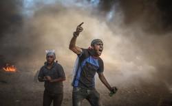 شهادت یک فلسطینی و زخمی شدن دهها نفر در تظاهرات بازگشت