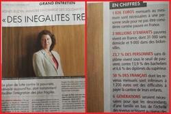 ۵۰درصد فرانسویها از سیر کردن شکم فرزندان خود هم ناتوانند!