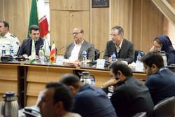 مسیرهای تردد و تجمع عزاداران حسینی در شمال تهران ایمن سازی می شود