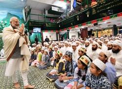مودی در آستانه پیروزی در انتخابات هند