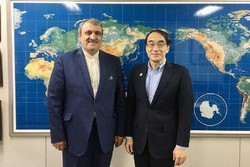 Iran proposes to hold tourism expo in Japan
