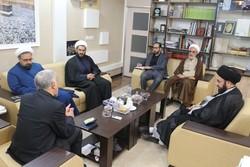 اولین جلسه هم افزایی نهادهای متولی در امور دینی وزارت ارشاد