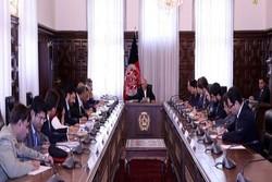 پاکستان کے وزیر خارجہ کی افغان صدر سے ملاقات