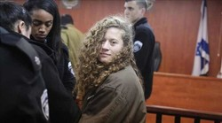 Ahed Tamimi family trying to visit Iran