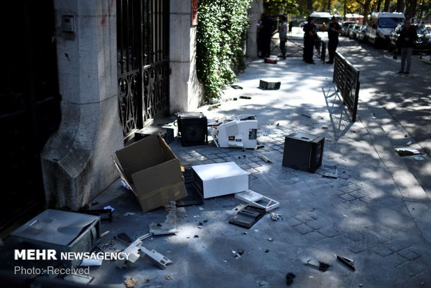 France says security of Iran embassy in Paris 'reinforced'