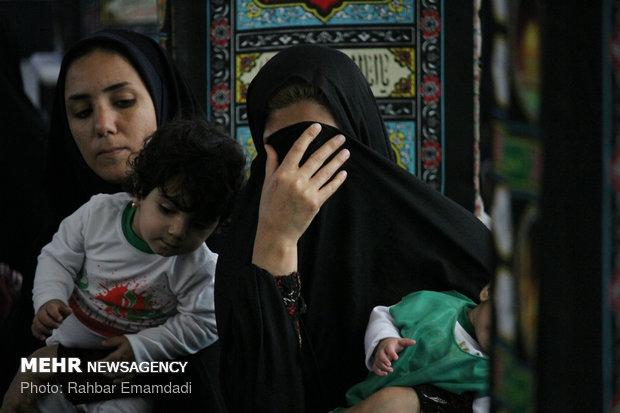 همایش شیرخوارگان حسینی در بندرعباس