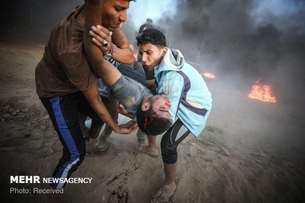 وطن واپسی پر مبنی ریلیاں ؛ اسلامی مزاحمت کا واحد آپشن
