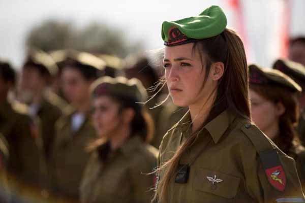 Fear of war among Israeli army
