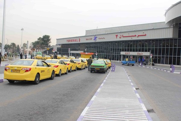 نرخ کرایه تاکسیهای فرودگاه مهرآباد اصلاح شود