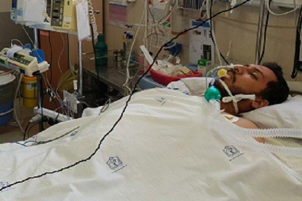طلبه مشهدی در بیمارستان قائم(عج) مشهد درگذشت