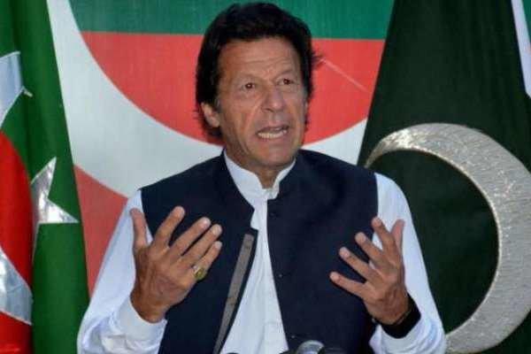 امریکی صدر ٹرمپ کے بیان پر عمران خان کا رد عمل