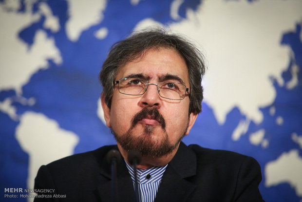 Tehran vehemently condemns Israeli official's insult to Iranians