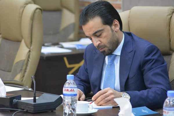 دعوت رئیس پارلمان عراق از همتای قطری برای سفر به بغداد