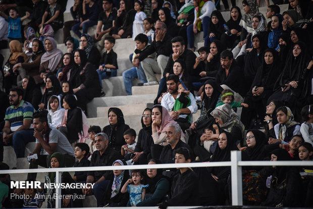 اجرای تعزیه شهادت علی اکبر(ع) در شیراز