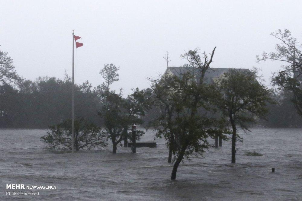 مناطق و روستاهای در معرض خطر طوفان حاره ای«شاهین» تخلیه می شوند