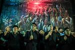"""مراسم """"شاه حسين كويان"""" في مدينة تبريز / صور"""
