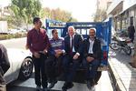 ابتکار سفیر آلمان برای گشودن مسیری نو در گردشگری میان ایران و آلمان