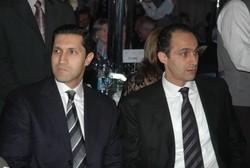 مصری عدلت کا حسنی مبارک کے بیٹوں کی گرفتاری کا حکم