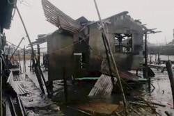 تلفاتجانی طوفان «مانگخوت» در فیلیپین به ۴۹ نفر افزایش یافت