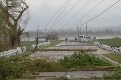 طوفان منگهوت در فیلیپین