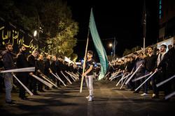 آذربایجان غربی رنگ و بوی محرم گرفت/از شاه حسین گویان تا طشت گذاری