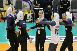 Iran shut out Kazakhstan at AVC Women's Cup opener
