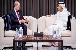 رایزنی وزرای خارجه اردن و امارات