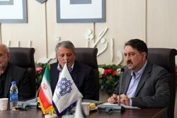 جلسه استاندار و روسای دانشگاه های شهر تهران برگزار شد