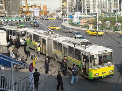 2 electric bus lines in Tehran to begin operation