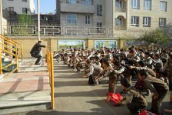 برگزاری رقابتهای علمی و تخصصی با حضور  ۲۰۰ معلم تربیت بدنی