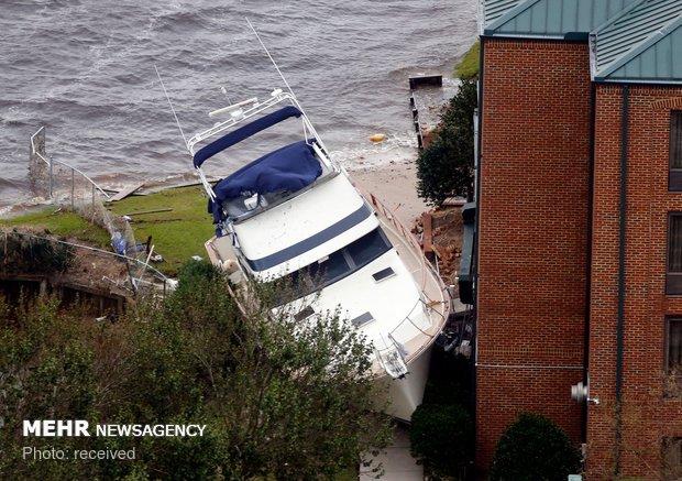 طوفان فلورینس کے باعث ہلاکتوں کی تعداد31 ہوگئی