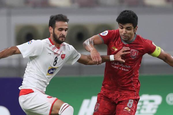 لاعب إيراني: سنحارب من أجل التربّع على عرش بطولة كأس آسيا