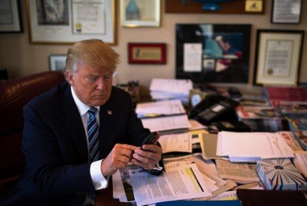 نخستین پیام هشدار ترامپ به مردم آمریکا ارسال می شود