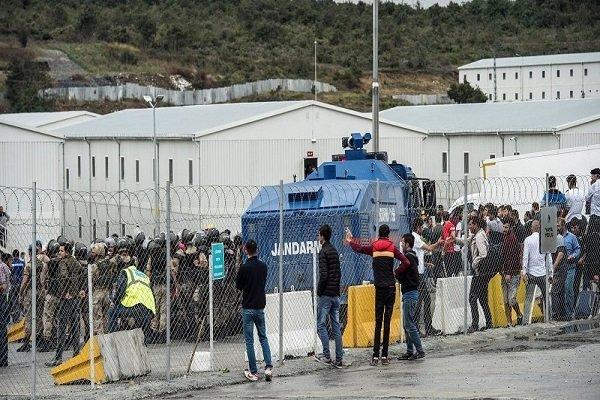 ۵۰۰ کارگر معترض به شرایطکاری در فرودگاه استانبول بازداشت شدند