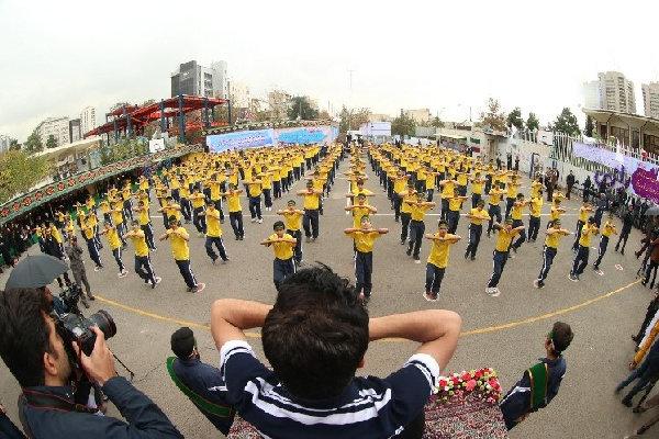 ورزش صبحگاهی در ۳۵ هزار مدرسه سراسر کشور اجرا می شود