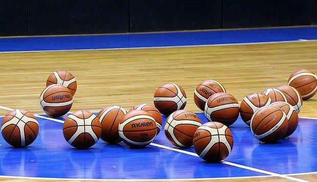 حضور ورزشکاران آذربایجان شرقی در اردوی بسکتبال سه نفره ایران