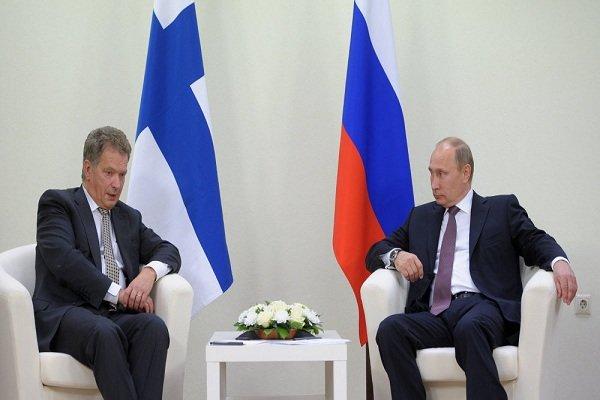 رئیس جمهوری فنلاند: روسیه به ما حمله نمی کند