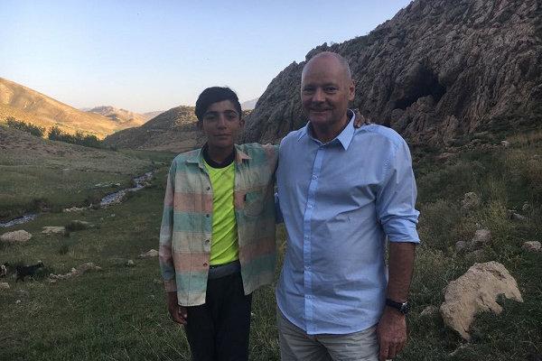 ابتکار سفیر آلمان برای گشودن مسیری نو درگردشگری میان ایران وآلمان